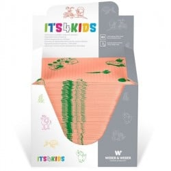 Podkład Its4Kids, bibułowo-foliowy, składany, z perforacją
