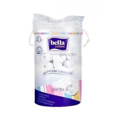 Płatki kosmetyczne Bella Cotton owalne 40 szt.