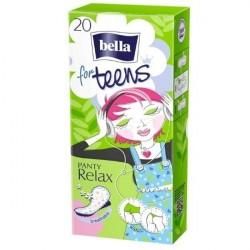 Wkładki higieniczne Bella For Teens Relax 20szt.