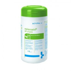 Chusteczki do dezynfekcji powierzchni Mikrozid AF, alkoholowe