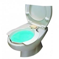 Bidet sanitarny na muszlę sedesową, na sedes