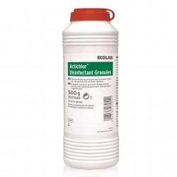 Proszek do zasypywania krwi i wydzielin Ecolab Actichlo Granules