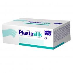 Przylepiec Plastosilk, specjalistyczny, na jedwabiu, hipoalergiczny