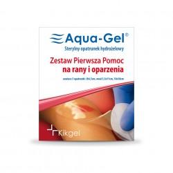 Opatrunek hydrożelowy Aqua-Gel Pierwsza Pomoc