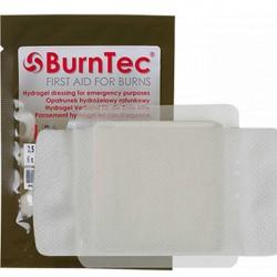 Opatrunek hydrożelowy BurnTec, ratunkowy