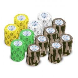 Bandaż elastyczny SoftMed, samoprzylepny
