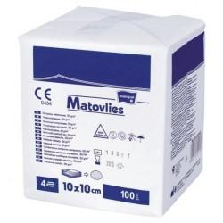 Kompresy z włókniny z RTG Matovlies, niejałowe