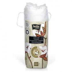 Płatki kosmetyczne Bella Cotton BIO, okrągłe 60szt.