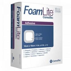 Opatrunek piankowy Foam Lite ConvaTec, z silikonową warstwą kontaktową