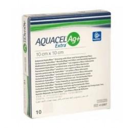 Opatrunek antybakteryjny Aquacel Ag+ Extra, ze srebrem, niszczący biofilm 1 szt.