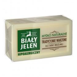 Mydło do rąk Biały Jeleń, naturalne 150g