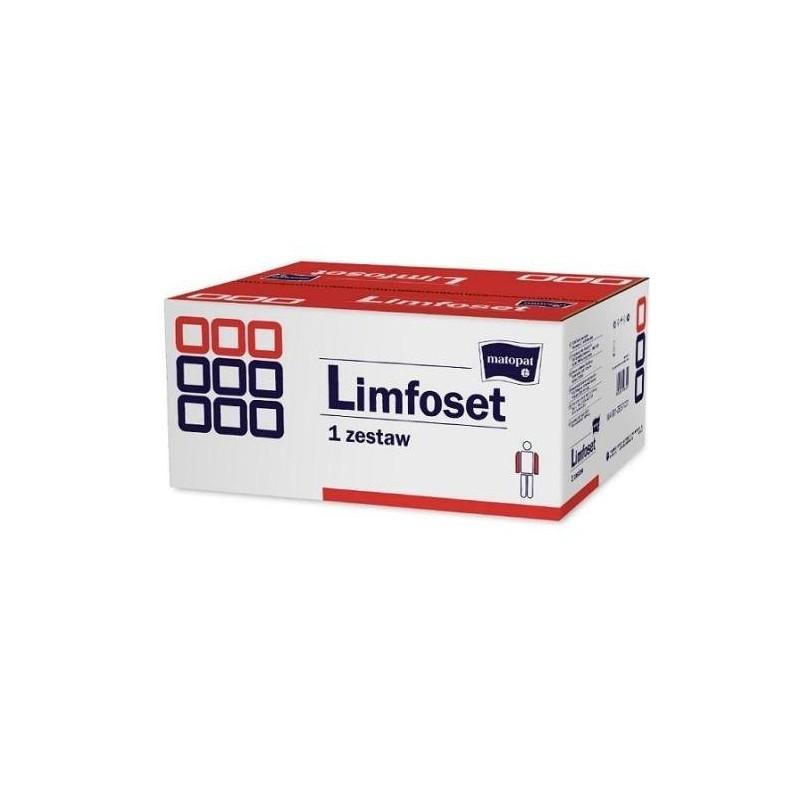 Zestaw Limfoset, do terapii obrzęku limfatycznego, kończyna górna